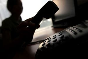 The police has warned about phone scammers posing as police officers.