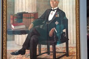 Portrait of Song Ong Siang.