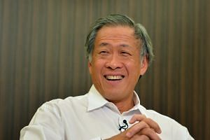 People's Action Party organising secretary and Defence Minister Ng Eng Hen