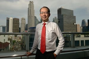 Family lawyer Yap Teong Liang is one of 18 lawyers appointed by the Family Justice Courts as a child representative.