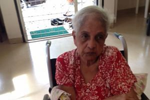 Former doctor Freda Paul, 86, suffers from dementia and now lives in a nursing home.