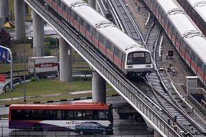 Professor Kishore Mahbubani suggests creating a new agency and calling it the Public Transport Board. He said it should merge all the trains, buses, taxis and shared vehicles in Singapore, including bicycles and scooters for hire.