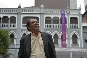 Professor James Boss, chairman of the church's executive pastoral council, will be doing a feasibility study on the church's redevelopment project.