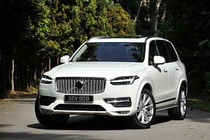 The Volvo XC90 is the top choice of Straits Times readers for the Car of the Year title, drawing almost a third of votes in an online poll.