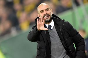 Guardiola has yet to announce which team he will be managing next season, with Manchester City the favourites to land his signature.