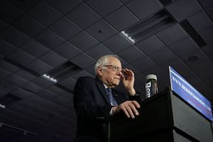 Mr Sanders has the support of a good number of young voters among the Democrats, experts say, but this may not be enough to help him become the Democratic nominee in the presidential race.