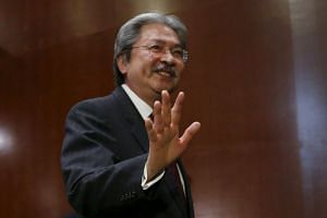 Hong Kong Financial Secretary John Tsang's fiery Budget speech yesterday has triggered speculation about his own political ambitions.