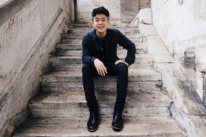 Singaporean singer-songwriter Gentle Bones, whose real name is Joel Tan, made it to Forbes magazine's inaugural 30 Under 30 list for entertainment and sports personalities in Asia.