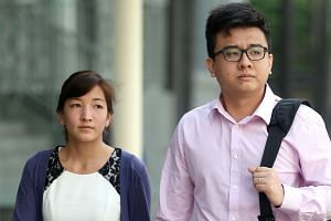 Yang lied about Takagi's involvement in the anti-Tin Pei Ling Facebook page to give the impression that his wife, an Australian, was interested in Singapore politics, said the DPP.