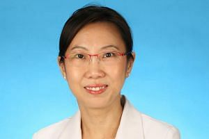 DR CYNTHIA CHEE (above), a senior consultant at Tan Tock Seng Hospital's TB Control Unit, on the discovery last October of a similar TB case and a subsequent one in the same block of flats last month. MOH was informed then.