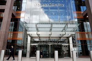 Morgan Stanley's London headquarters at Canary Wharf. The bank will consider adjusting its operating model in Europe only after the full impact of the referendum outcome becomes clearer over the next two years.