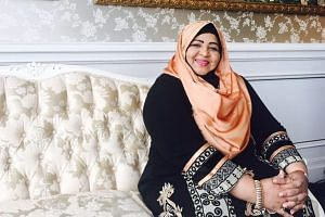 "Madam Kader Beevi Ayoob of Saffrons Restaurant says that as exposure to Islam increases in Japan, she expects people to ""become more adventurous with their tastebuds and open to trying new things""."