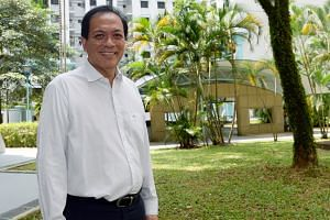 "Mr Chong says he is ""itching"" to get back to his Punggol East ward, but can do so only after doctors give him the all-clear. Both his sons volunteered to be donors, but his younger son Glenn (below), a regional programme manager at a think-tank, was"
