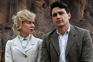 """Queen Of The Desert, starring Nicole Kidman and James Franco, is one of the two movies in the alleged piracy case dismissed on the grounds of """"insufficient evidence""""."""