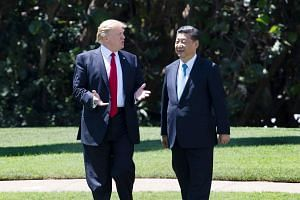 "It took no time for US President Donald Trump to develop an ""outstanding friendship"" with Chinese President Xi Jinping at their Mar-a-Largo summit. Mr Trump emphasised that ""our one China policy"" remains unchanged and announced that China is no longe"