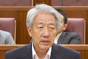 Deputy Prime Minister Teo Chee Hean assures Parliament, and all the Lee siblings, that on the matters that he has the responsibility to deal with, in particular with regard to 38, Oxley Road, he will continue to deal with them objectively and fairly,