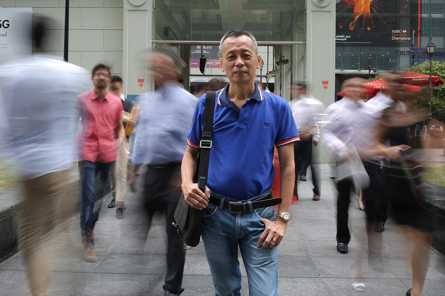 """Mr Alick Lee said he would gladly set aside double the Minimum Sum for his CPF Life premium. He estimates that would net him payouts of $3,000 each month, which would allow him to lead a """"free and easy"""" life."""