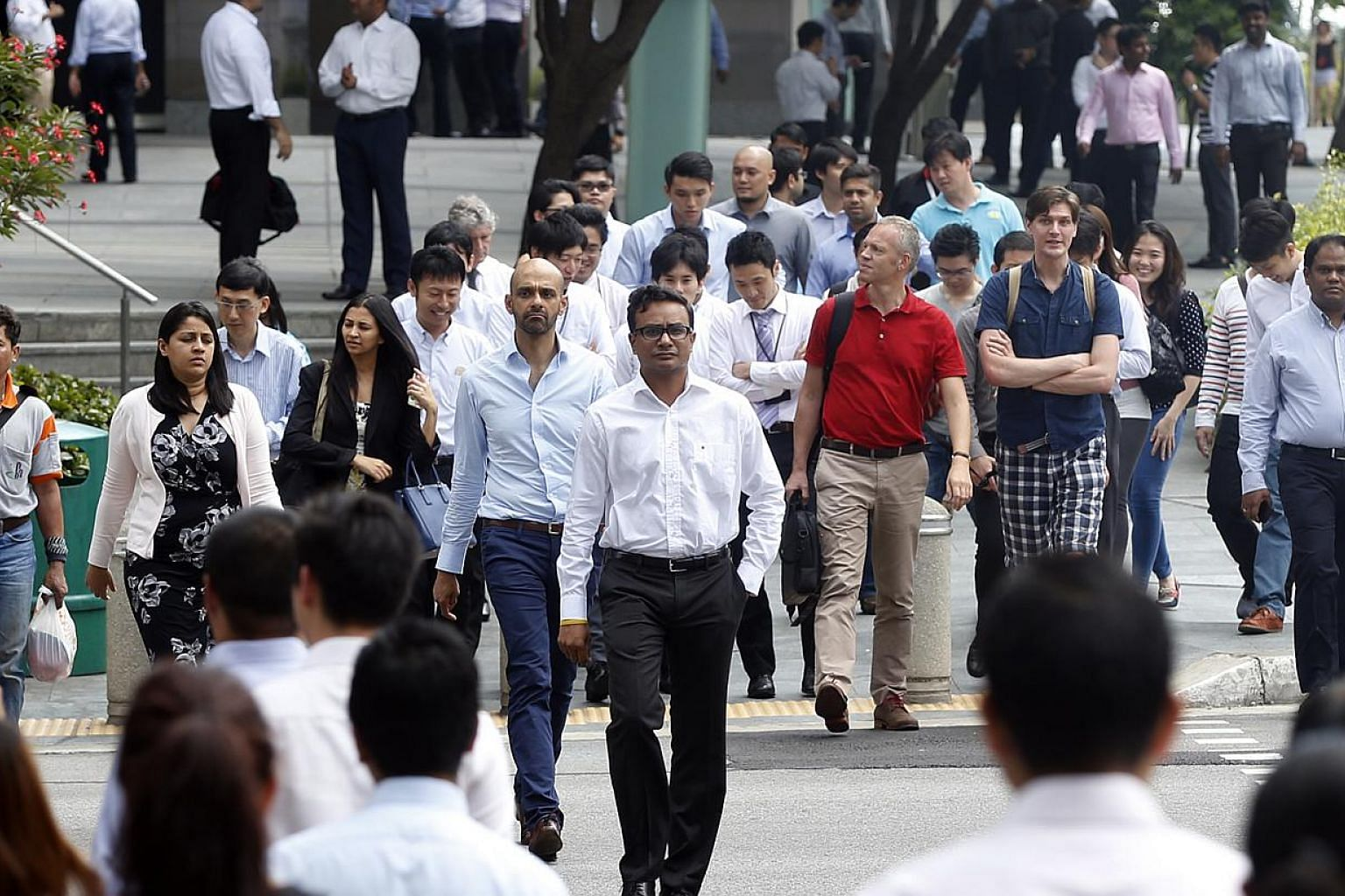 Singaporeans should not just build deep skills - as a matter of necessity, they should build a portfolio of deep skills and these skills should not be confined to just one's core competency, said the writer. Those who leave the corporate world can ut