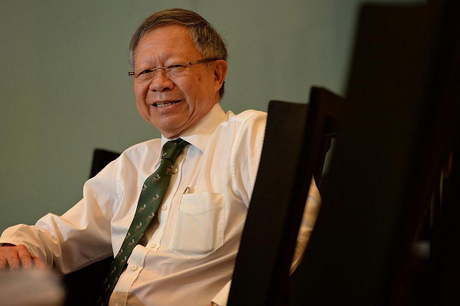 """Mr Teo says that while meritocracy remains important, """"we need to continue to redefine 'merit', as the needs of the public service evolve and change""""."""