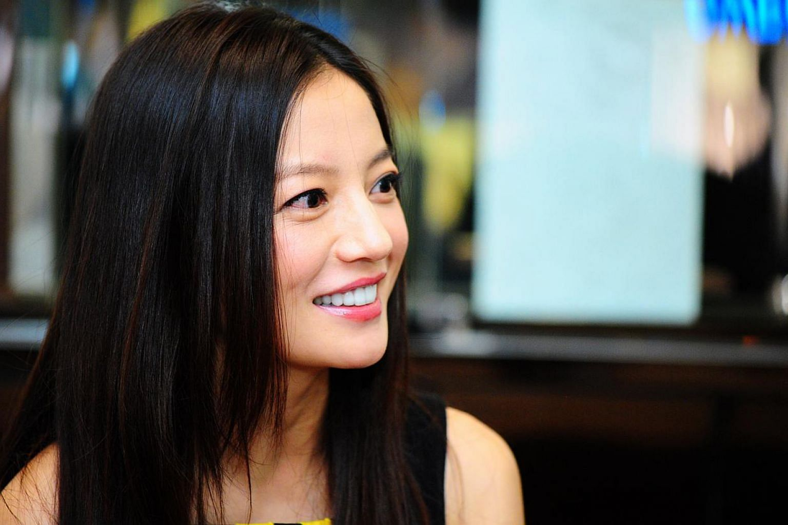 The China drama Tiger Mom marks Vicki Zhao Wei's return to the small screen since 2009's A Lady's Epic. -- PHOTO: JEWELLERY TIME