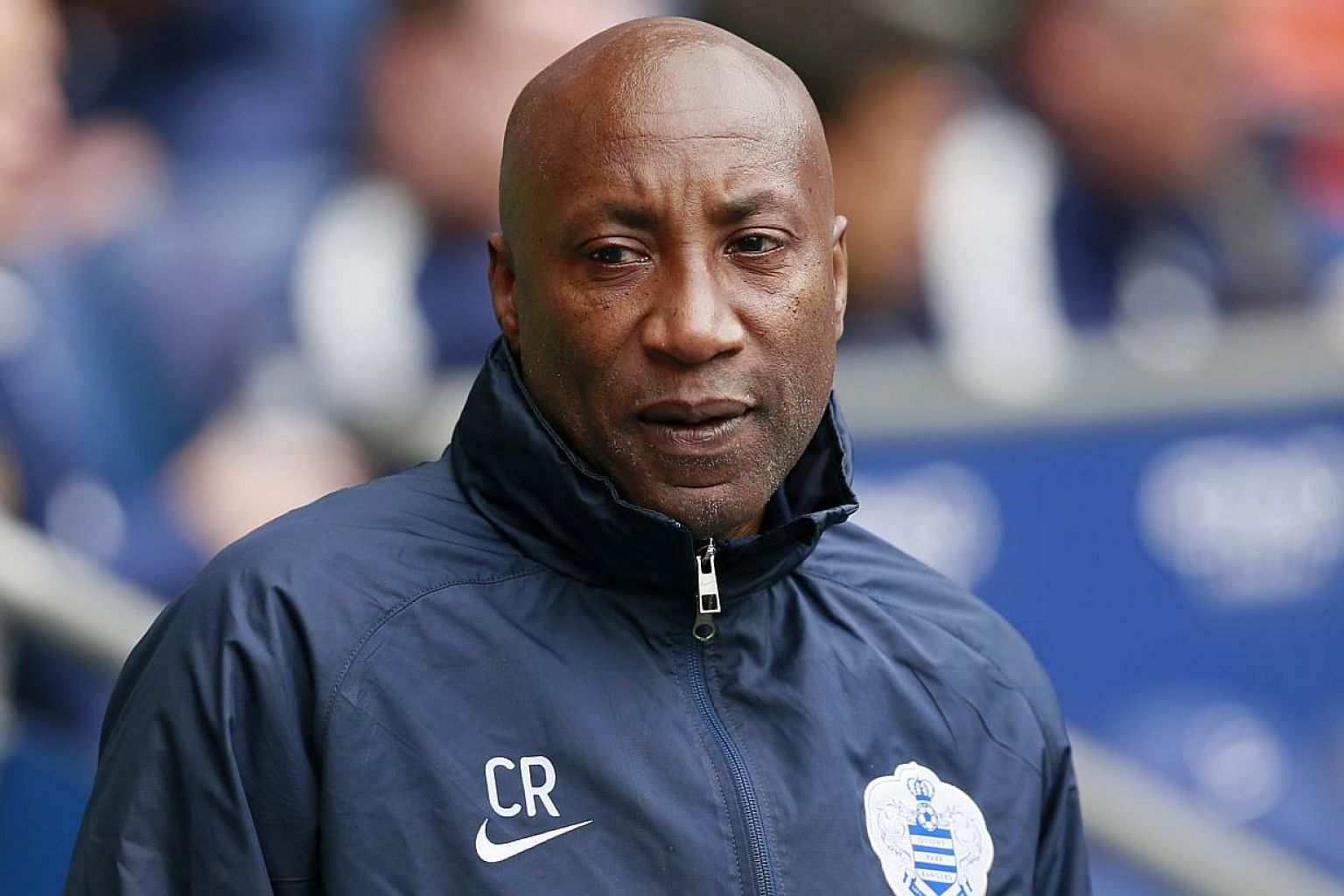 Chris Ramsey has been appointed as the manager of Queens Park Rangers on a permanent basis, the relegated English Premier League club announced on Tuesday. -- PHOTO: REUTERS