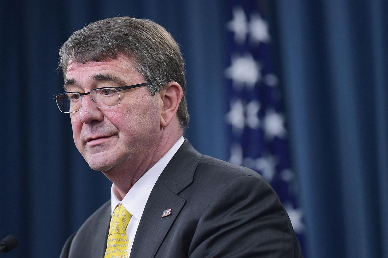 US Defense Secretary Ash Carter pledged $18 million (S$24.2 million) on Sunday to help Vietnam buy US patrol boats, shortly after touring a Vietnamese coast guard vessel that was hit by a Chinese ship during a skirmish in the South China Sea. -- PHOT