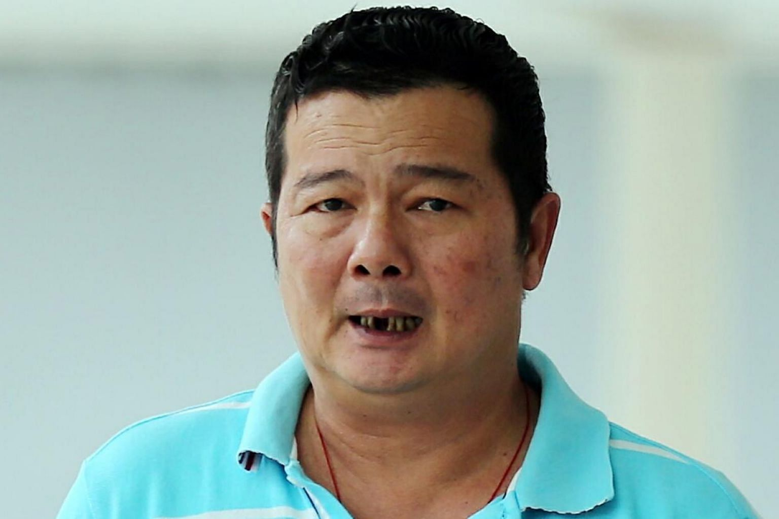 Lorry driverLim Kok Aunwas sentenced to four weeks in prison and fined $7,000 for failingto keep a safe distance from the prime mover or keeping a lookout for others on the road, contributing to the accident that killedmotorcy