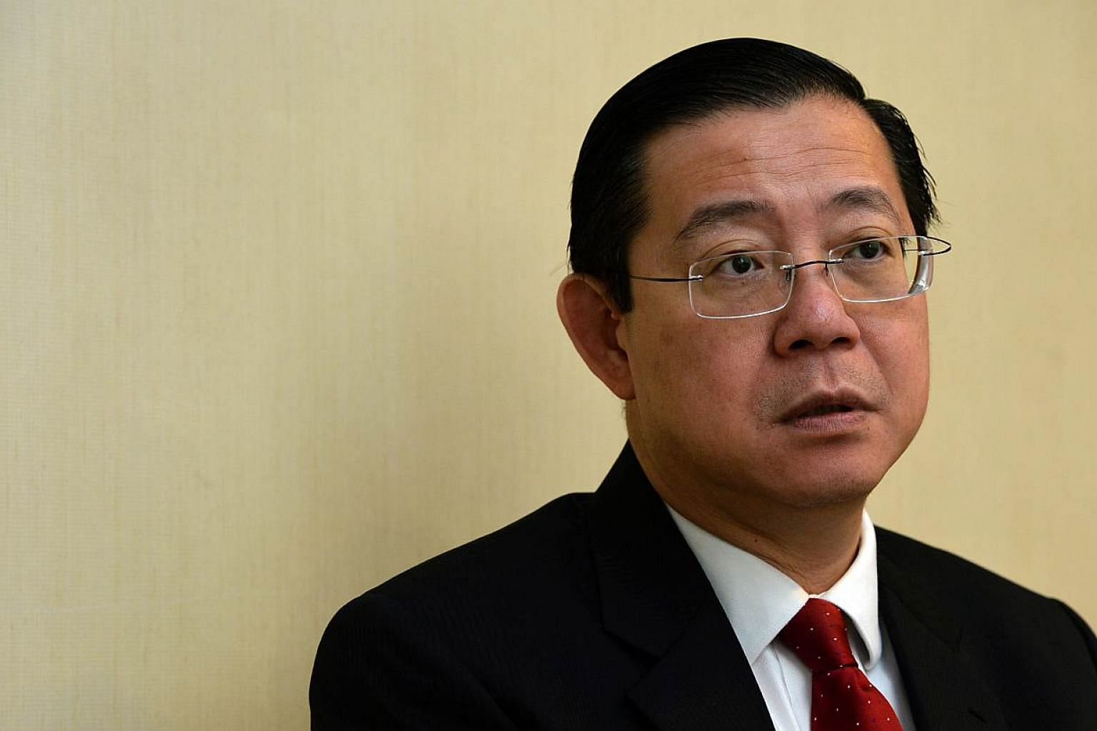 DAP Secretary-General Lim Guan Eng said the party's Central Executive Committee (CEC) accepted a motion by Parti Islam SeMalaysia's (PAS) muktamar or general assembly to sever ties with DAP. -- PHOTO: BUSINESS TIMES FILE