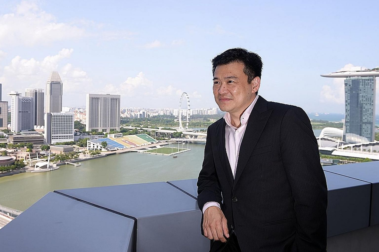Under Rajah & Tann managing partner Lee Eng Beng, a Senior Counsel, the firm's footprint has cut across nine countries to become South-east Asia's largest law firm.