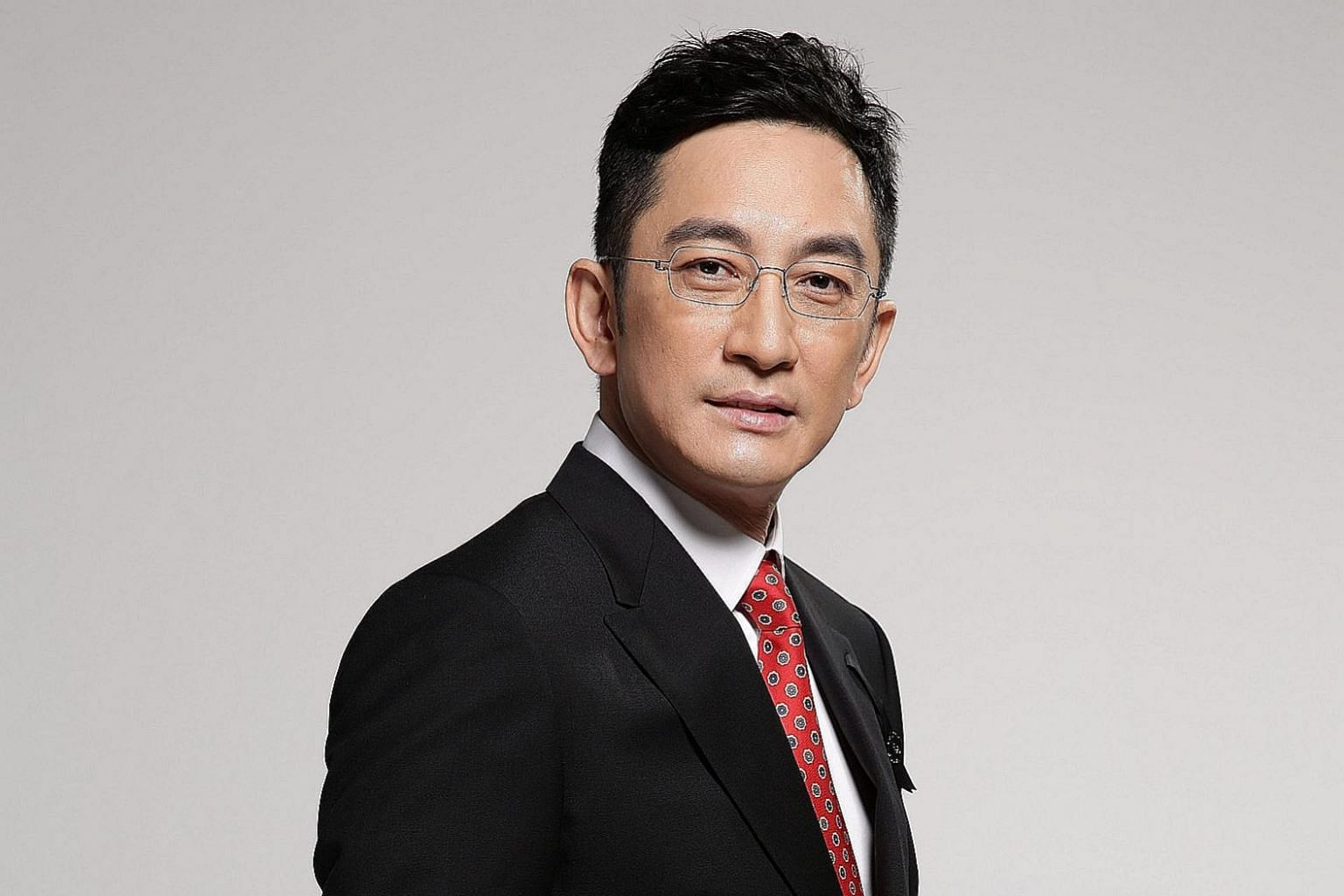 Lawrence Ng prefers to play a good guy.