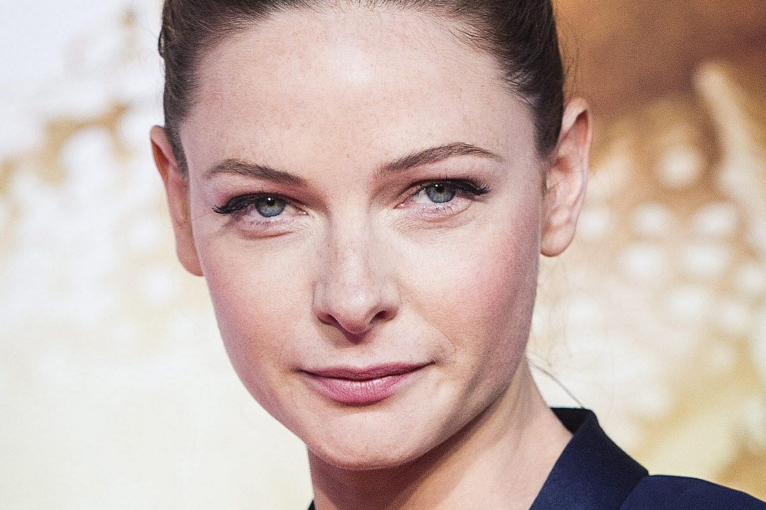 Actress Rebecca Ferguson has received positive reviews for her acting in Rogue Nation.