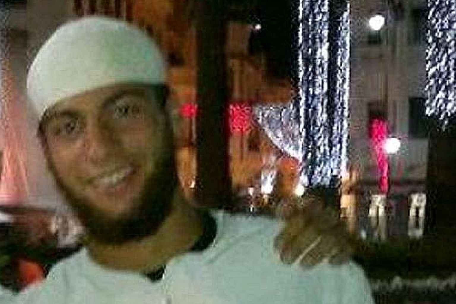 French officials are questioning Moroccan national Ayoub El Khazzani (abpve) over the attack on the train last Friday. US Air Force serviceman Spencer Stone was hurt while helping to overpower the gunman.