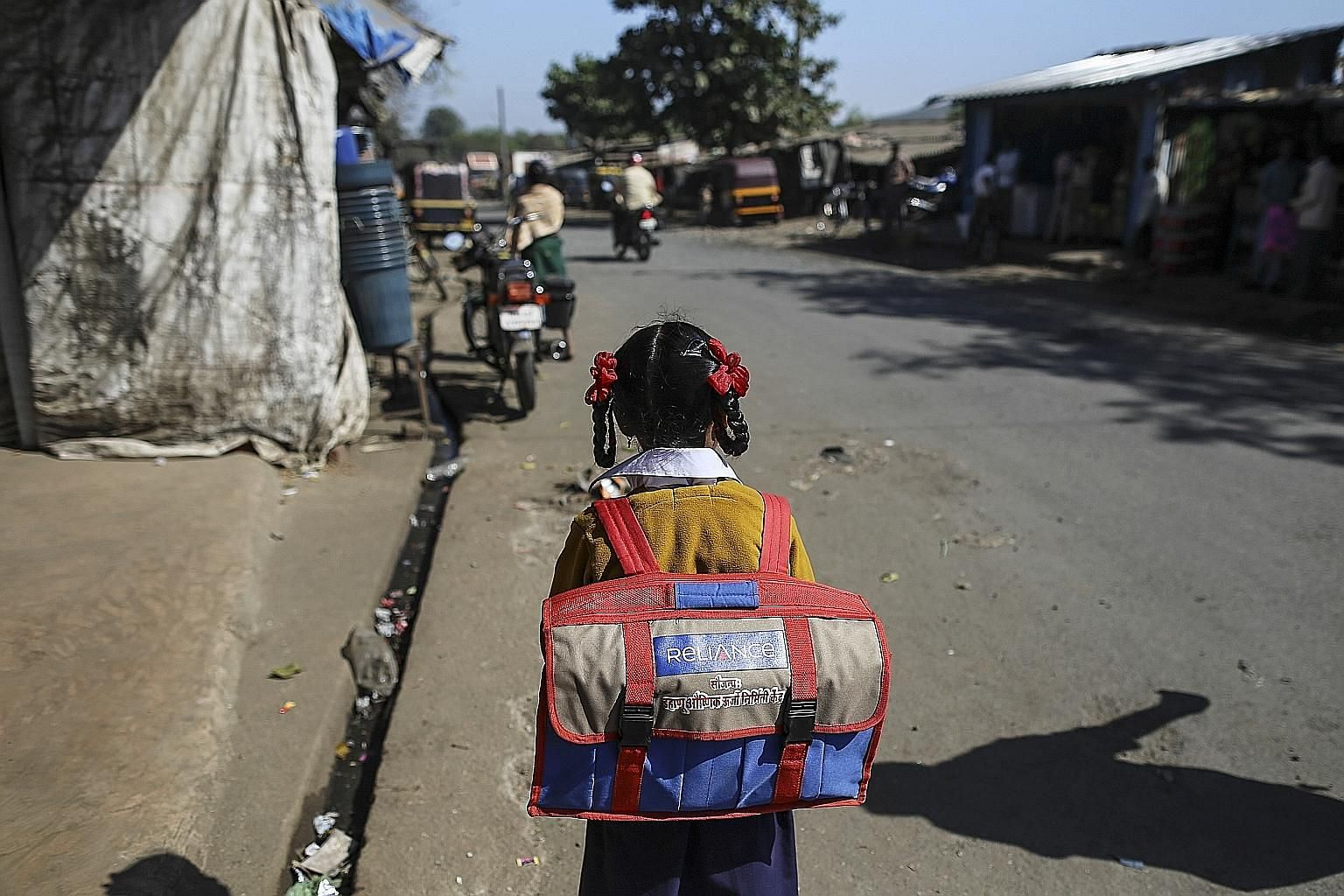 India has achieved universal primary education and is predicted by the UN to be the only country in South and West Asia to have an equal ratio of girls to boys in primary schools. But not enough is being done to stop girls from dropping out at the se