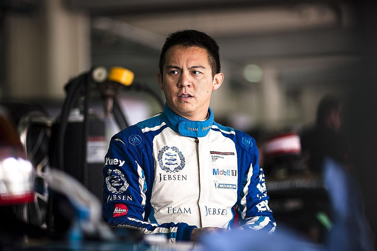 Yuey Tan ended the last two Class B seasons in second place, but now leads the standings with just four races remaining.