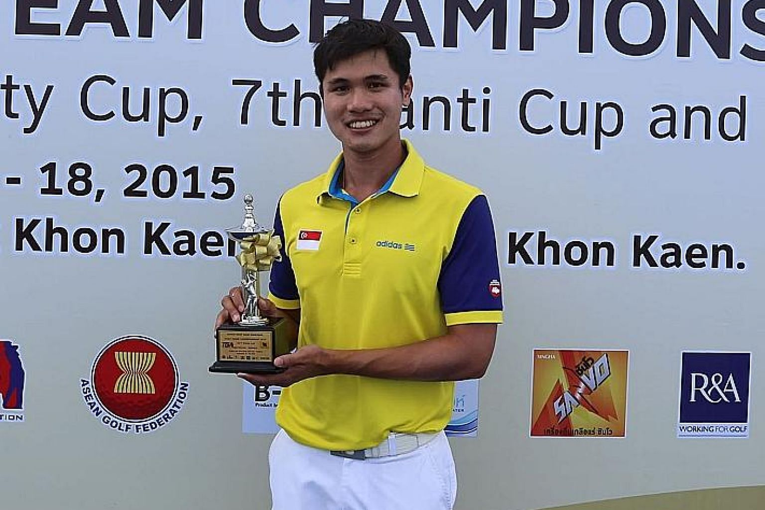Gregory Foo's 281 total secured the Putra Cup individual crown by a four-shot margin. Thailand clinched their 17th team title in the 55th edition of the annual tournament.