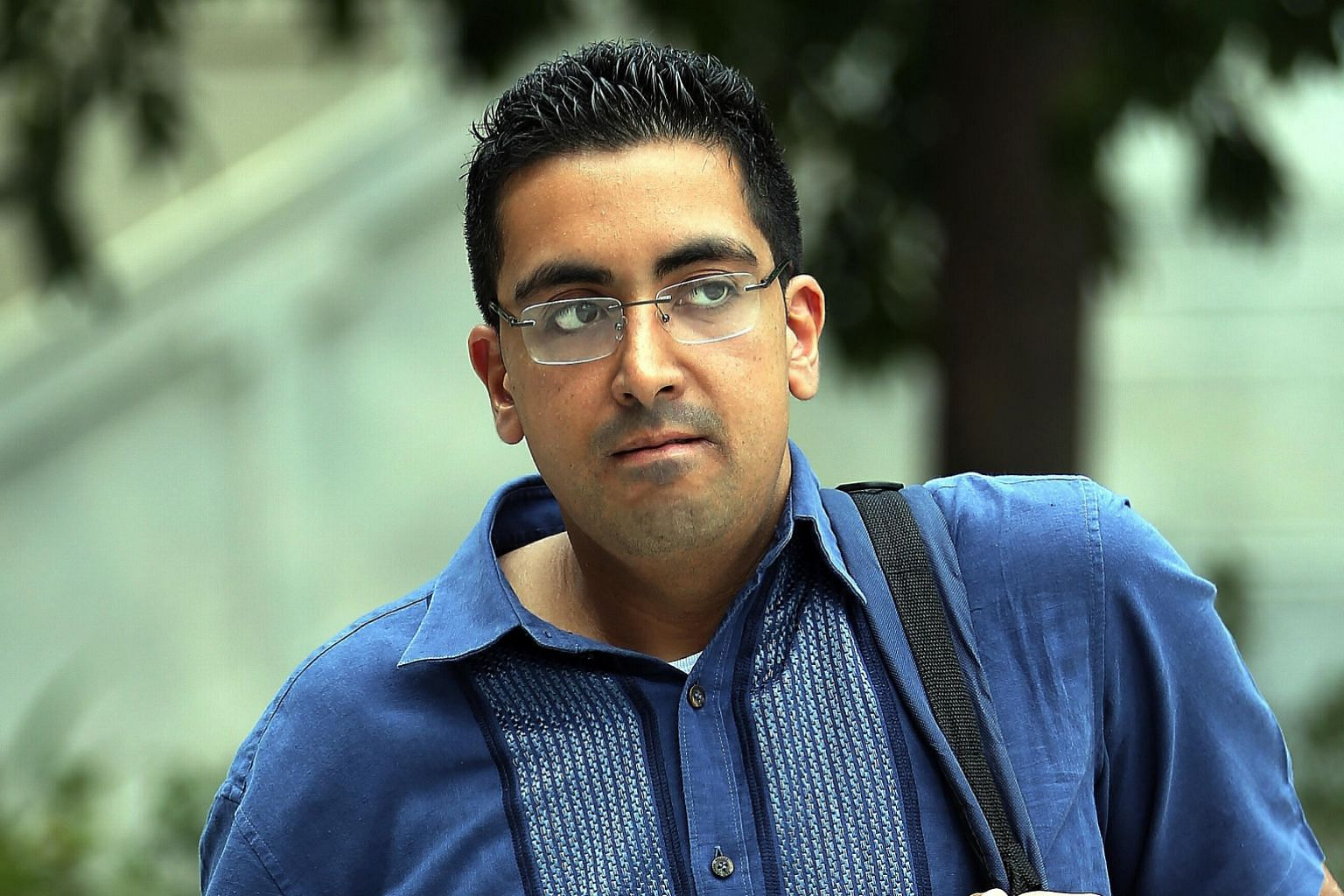 Yogvitam Pravin Dhokia went back to prison last Friday after a hearing, hoping that if he gets a jail sentence, it will be backdated.