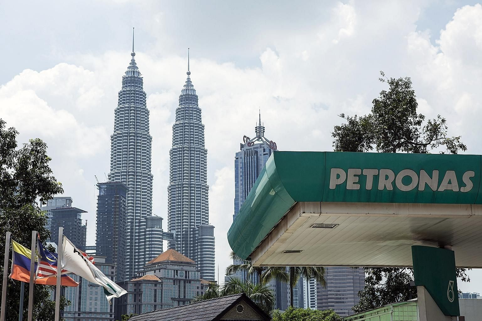 Scottish oil and gas training school Aberdeen Drilling set up shop in Malaysia, where a fifth of GDP comes from this sector, just a stone's throw from the iconic Twin Towers, which houses a key client and one of Asia's biggest players, Petronas, the