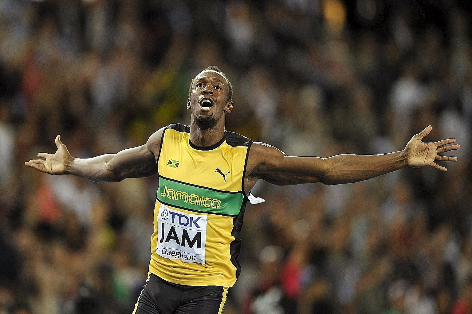 """Usain Bolt aims to become the first person to run the 200m in under 19 seconds. It is his """"main aim"""" at the Rio Games, and he says that such a historic feat """"would be a game-changer""""."""