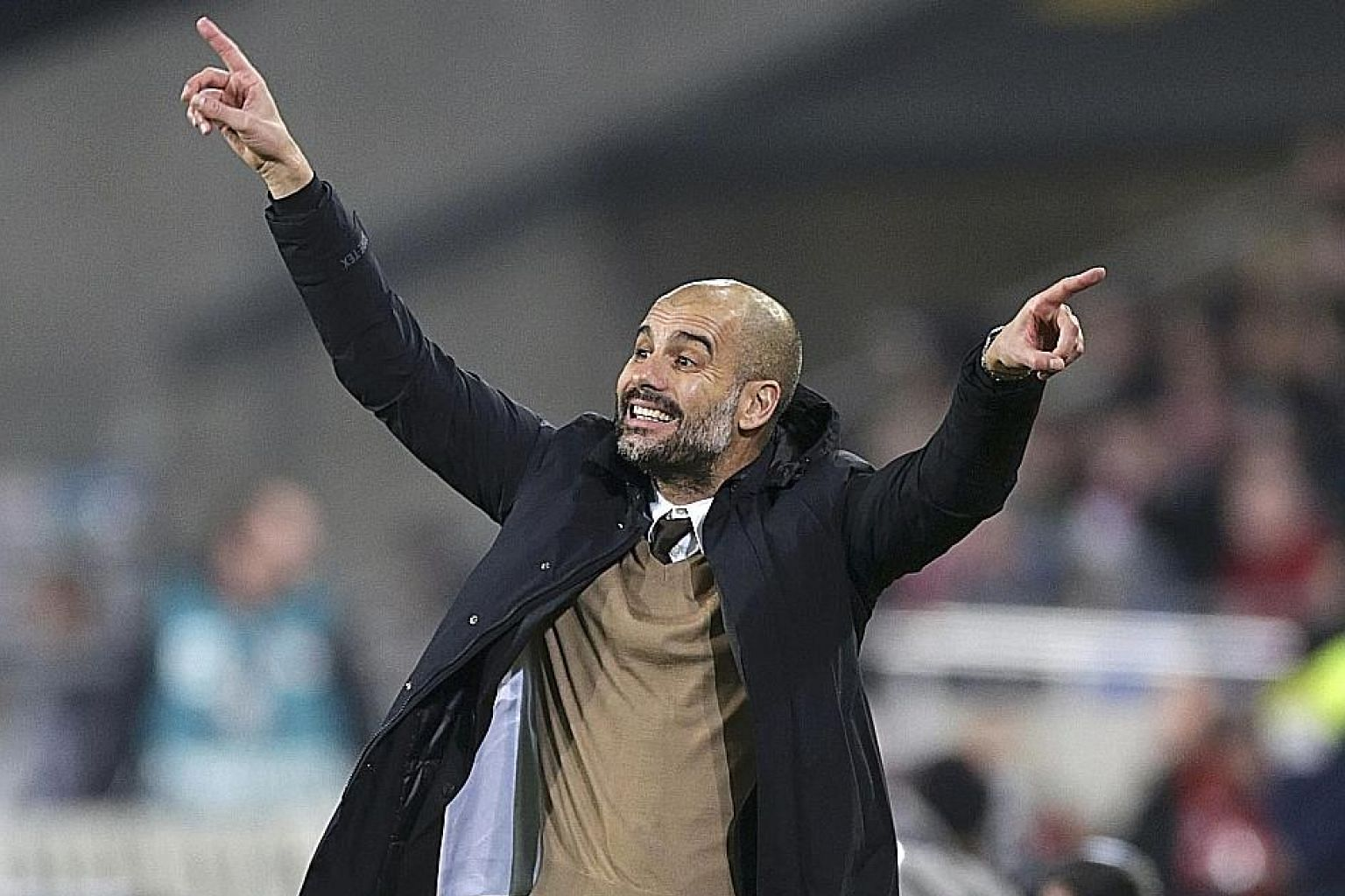 Pep Guardiola is expected to liaise closely with City's director of football, Txiki Begiristain, who is a close friend. But Stoke City manager Mark Hughes says Guardiola will need to adapt to the EPL.