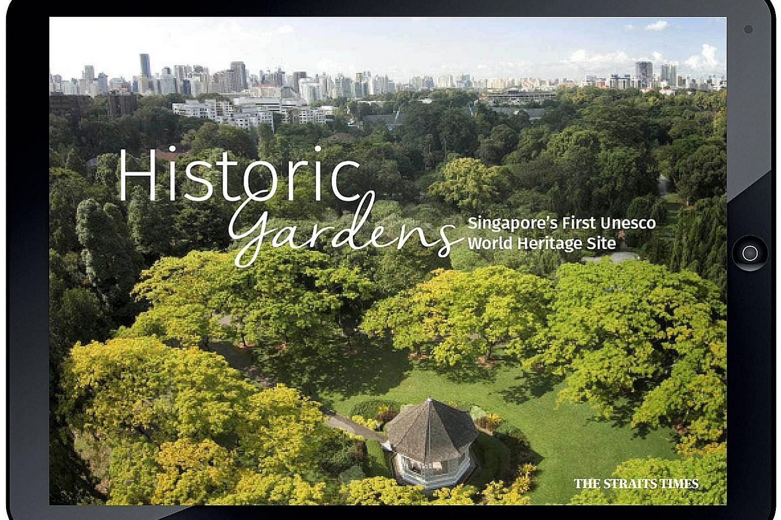 Wander through the Botanic Gardens armed with ST's latest free photo-rich e-book, which also delves into its Unesco journey.