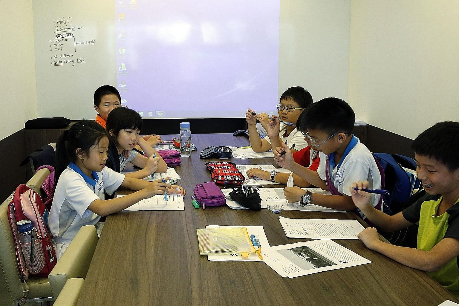 GEP pupils attending an enrichment session at The Learning Lab. As any parent knows, evaluating the GEP is not simply a matter of comparing the achievements of children who attended the GEP with those of children who did not.