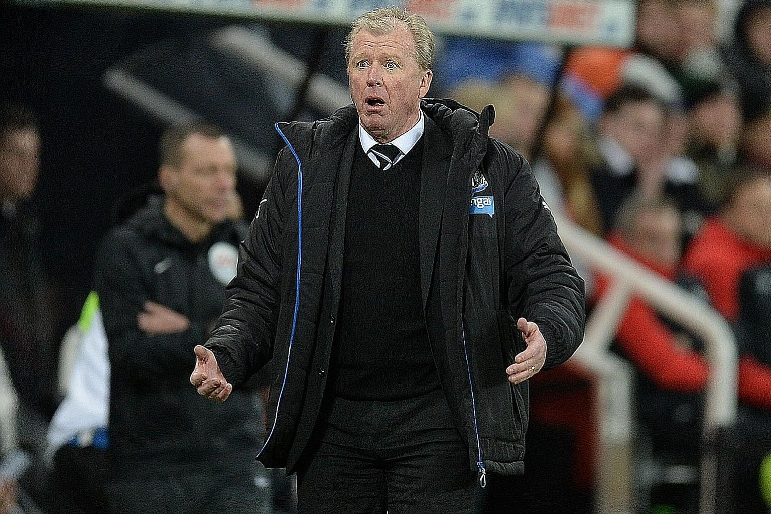 Steve McClaren won only six of his 28 Premier League games in charge of Newcastle, leaving the club in 19th place and one point adrift of safety. He has been replaced by former Liverpool coach Rafa Benitez.