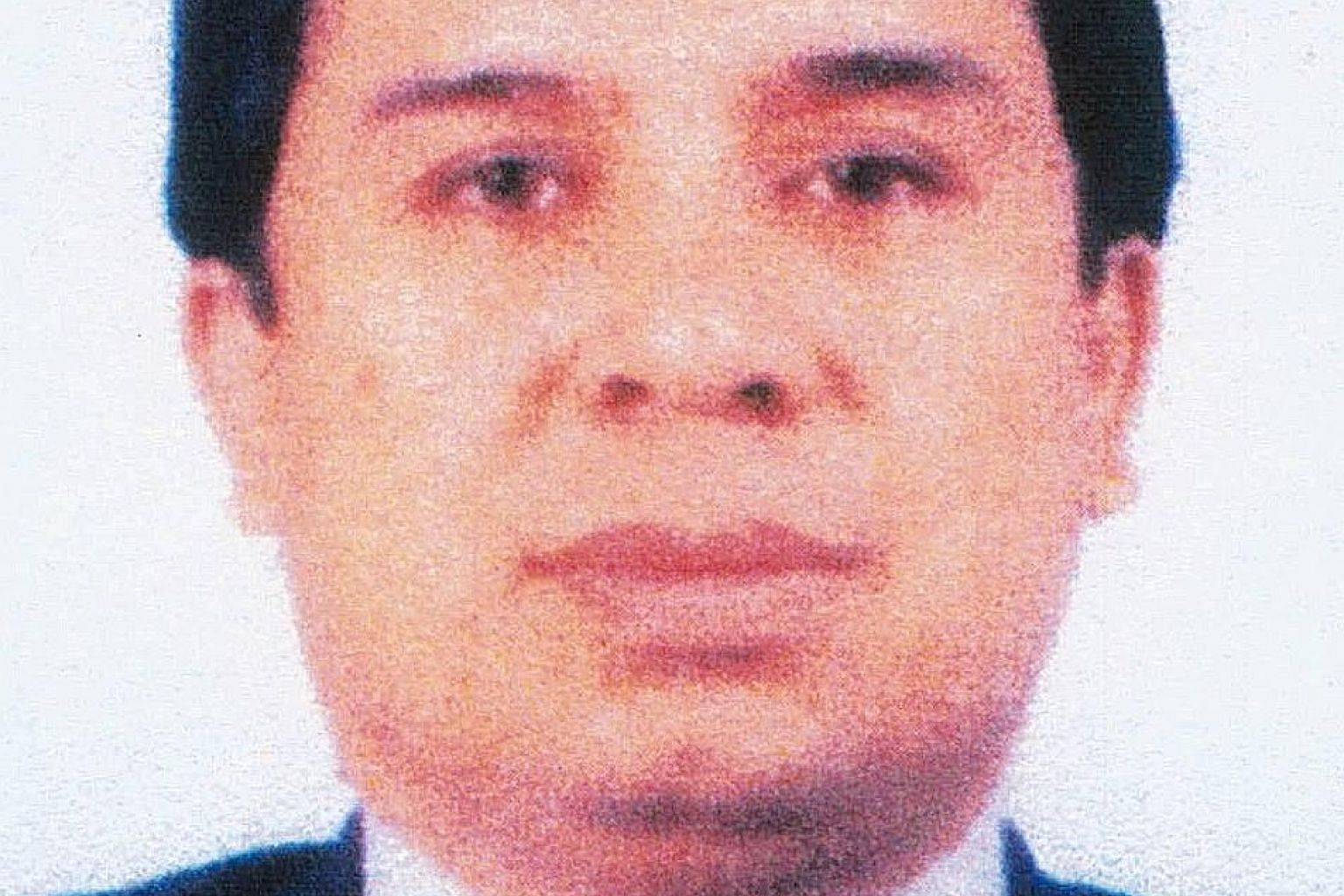 Terrorist inmate Hambali (above) was transferred to Guantanamo about 10 years ago, after he was captured in Bangkok in 2003.