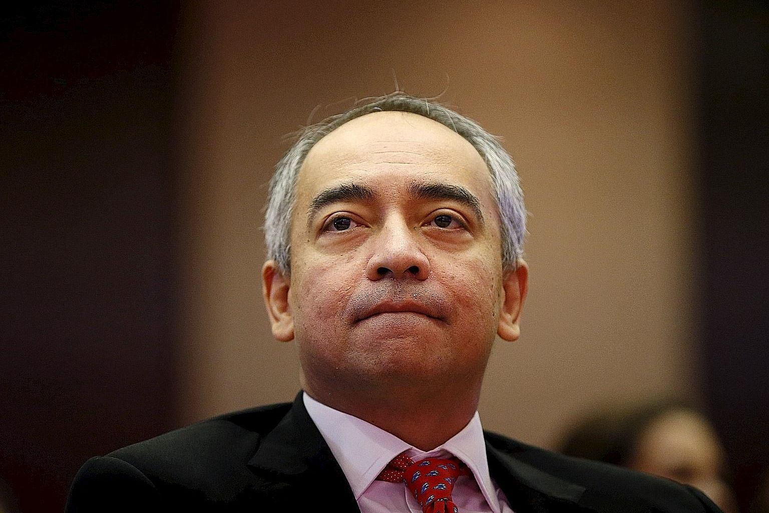 The WSJ said Mr Nazir disbursed the funds to Umno politicians ahead of the 2013 election.