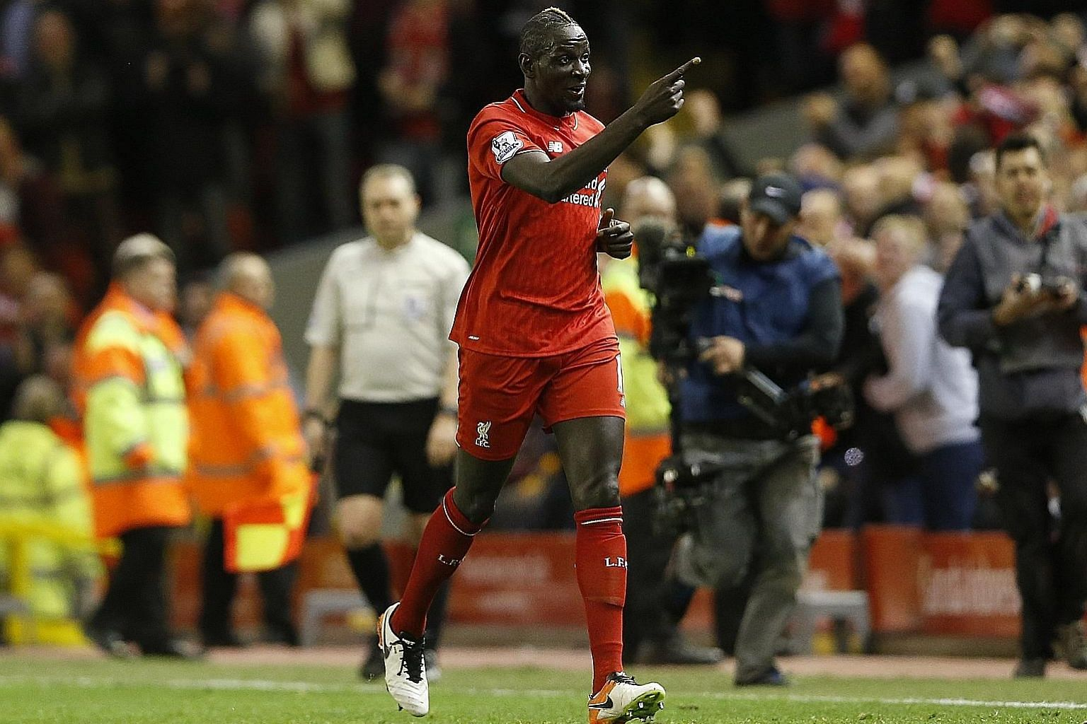 Liverpool will play the rest of the season without Mamadou Sakho, after the defender was slapped with a provisional 30-day ban.