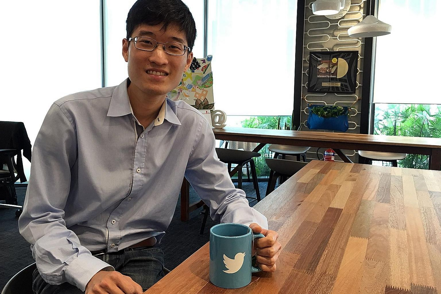 Mr Lee, who will head Twitter's data science team here, says the firm is looking to hire Singaporeans and will transfer data science knowledge from Silicon Valley.