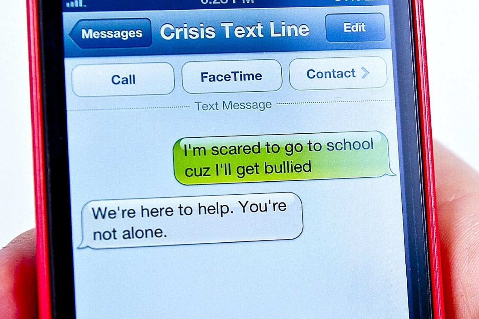 Through the volume of conversations, Crisis Text Line has gained insights into hard-to-quantify mental health topics.