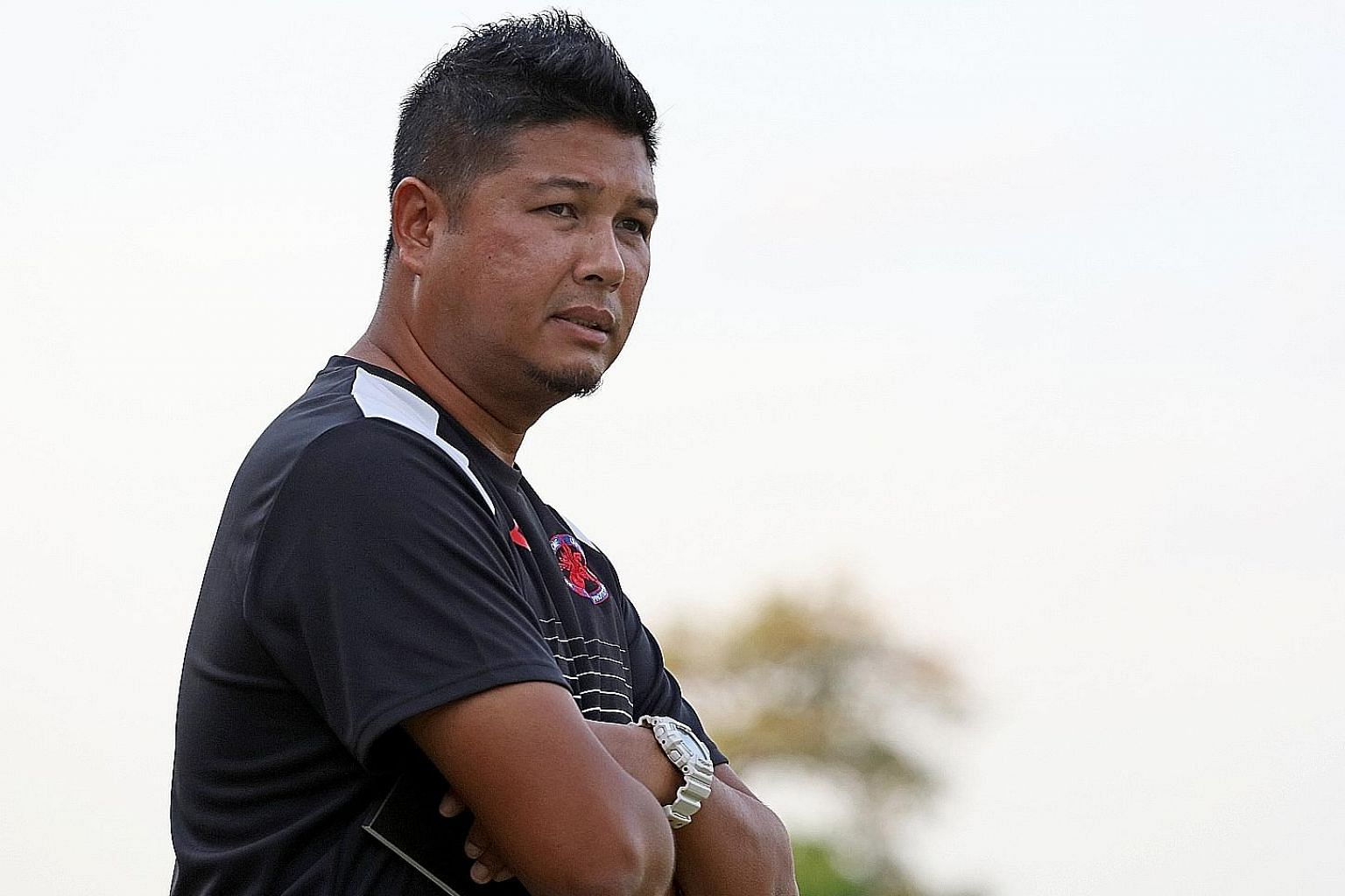 Aidil Sharin says that observing and learning from past Home United coaches when he was a player has put him in good stead now that he has taken over the reins at the S-League side.