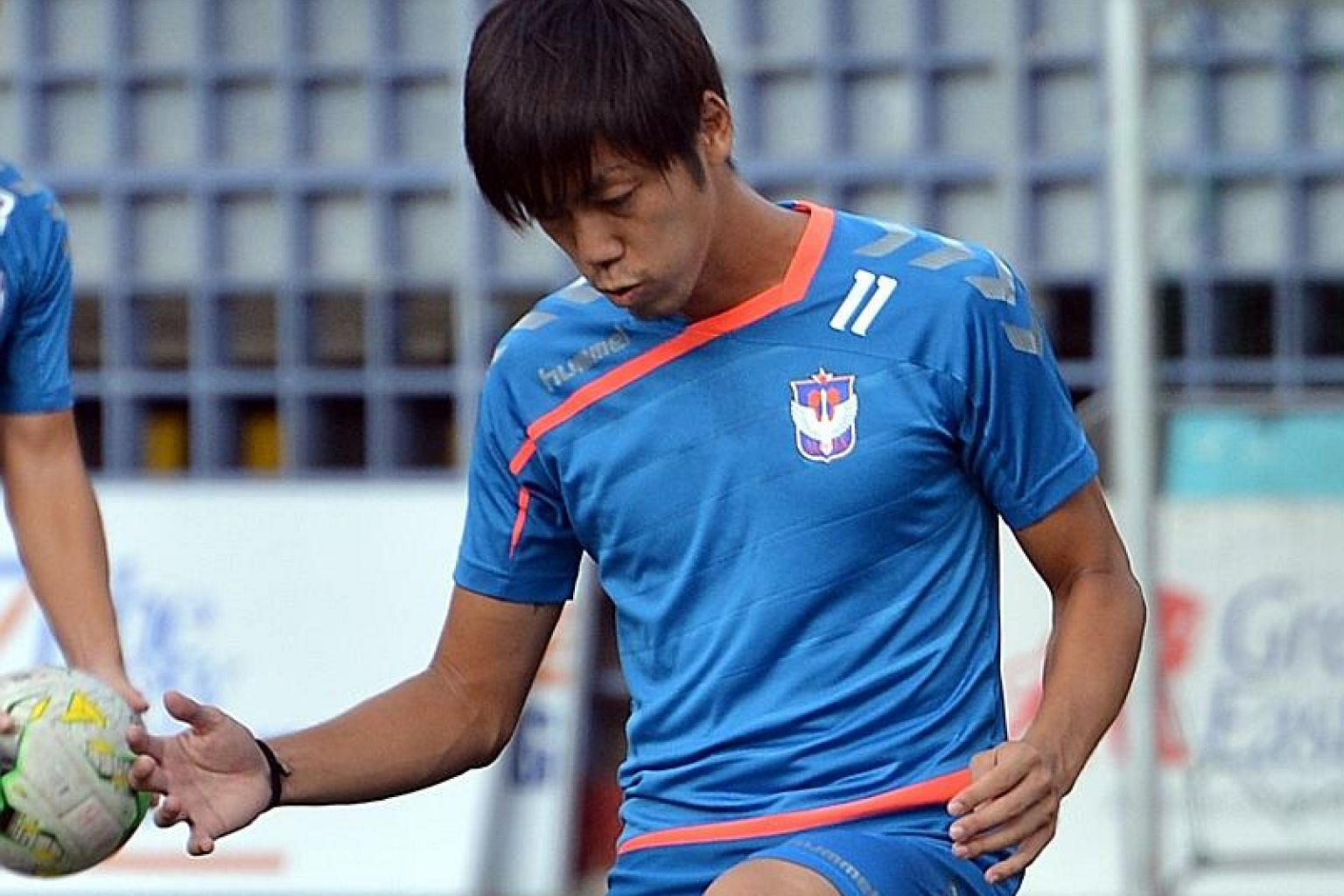 Albirex playmaker Tatsuro Inui will be keen to help widen his side's lead at the top of the table by scoring against the Tigers.