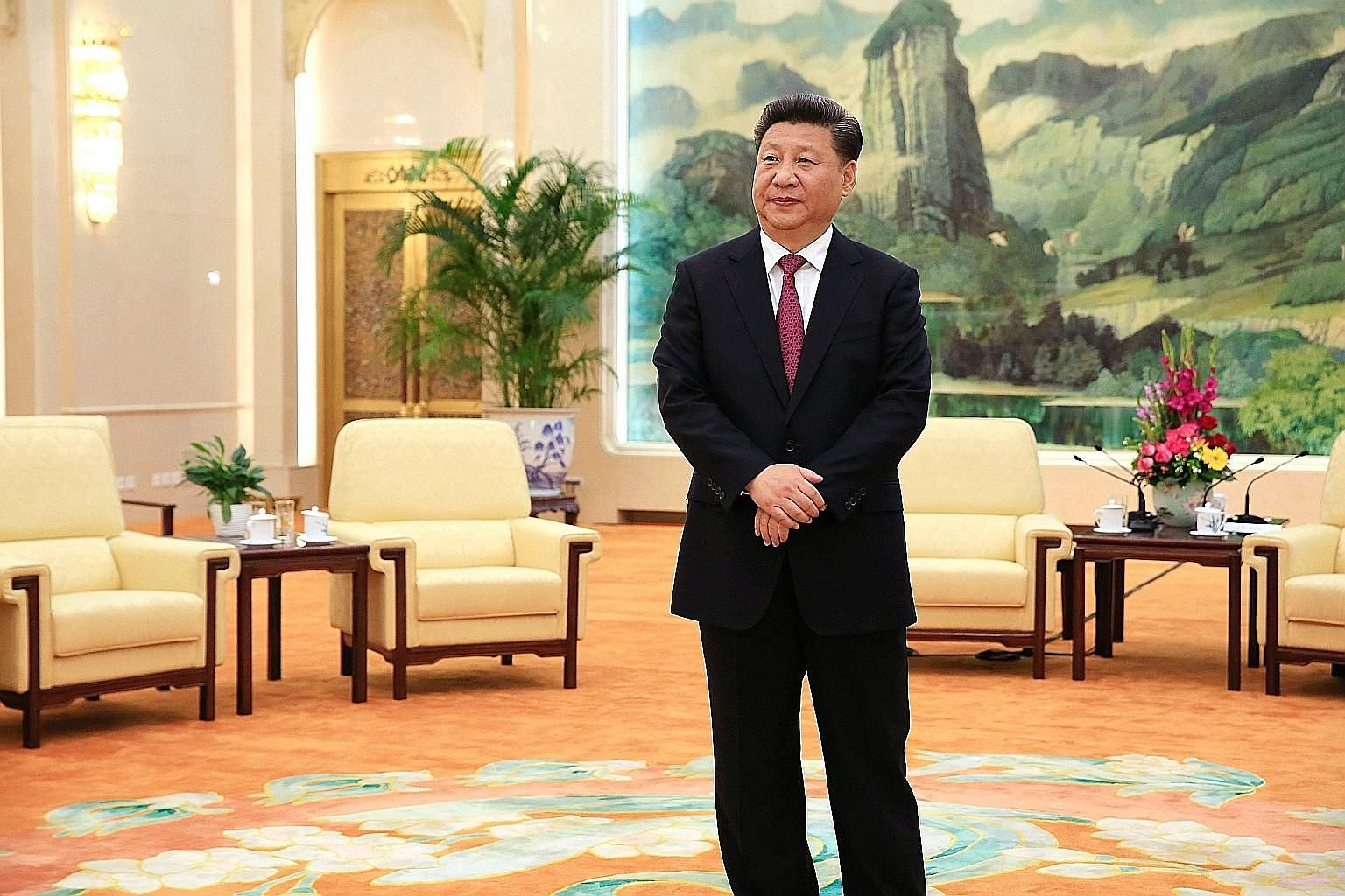 Mr Wu Yingjie, who has worked in Tibet since 1974, is now its new party boss.